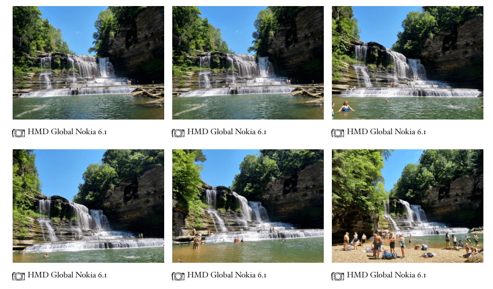 Media Library Organizer: EXIF and IPTC Addon: Shortcode: Example: Display Images where Camera Make = HMD Global