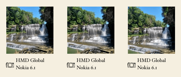 Media Library Organizer: EXIF and IPTC Addon: Shortcode: Example: Display Camera Make and Model